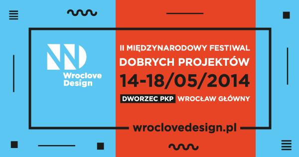 Wroclove Design 2014